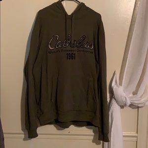 Cabelas hoodie